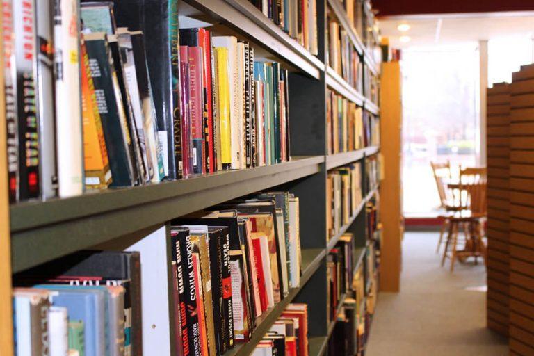 Books on Center