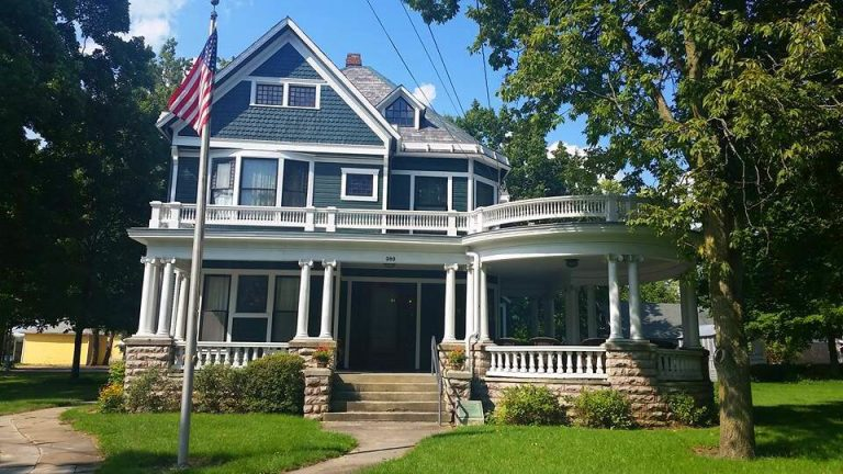 Harding Home and Museum