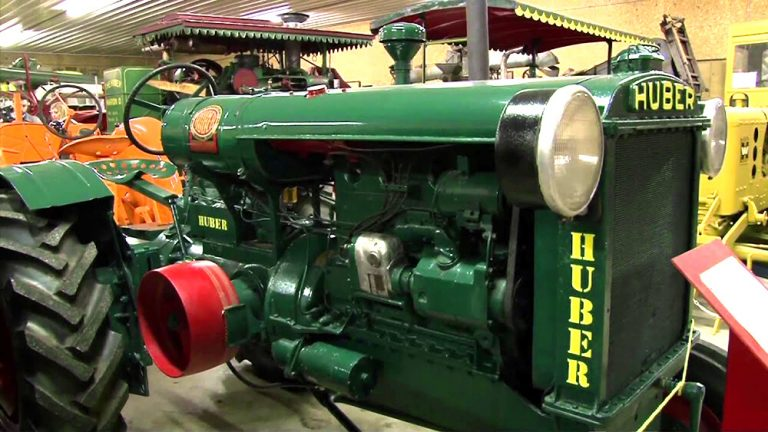 Huber Machinery Museum