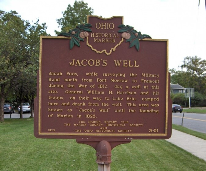 Historical Markers in Marion