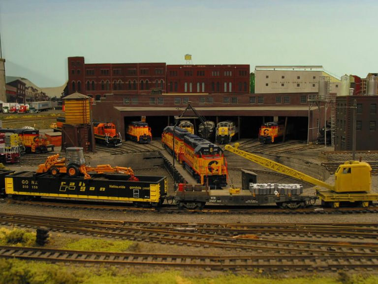Marion Model Railroad Club